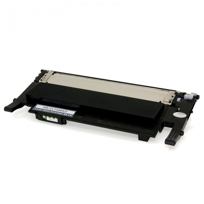 Συμβατό Samsung CLT-K406S/CLP 360-365 Black 1.500 Σελίδες