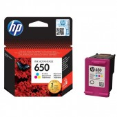 Αυθεντικό HP 650 Color CZ102AE