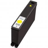 Συμβατό Lexmark No 100XL Yellow 14N1071E