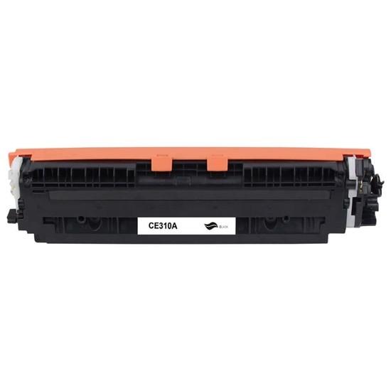 Συμβατό HP 126A CE310A/CF350A Black 1.200 Σελίδες Premium Quality