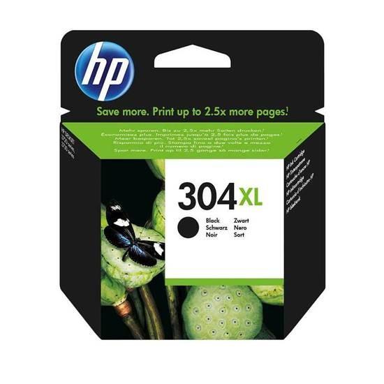 Αυθεντικό HP 304XL Black N9K08AE