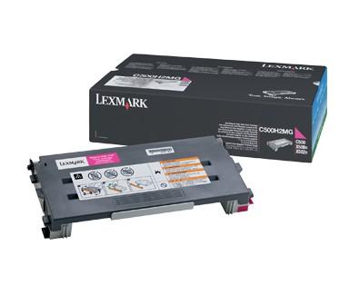 Αυθεντικό Lexmark C500H2MG Magenta 3.000 Σελίδες