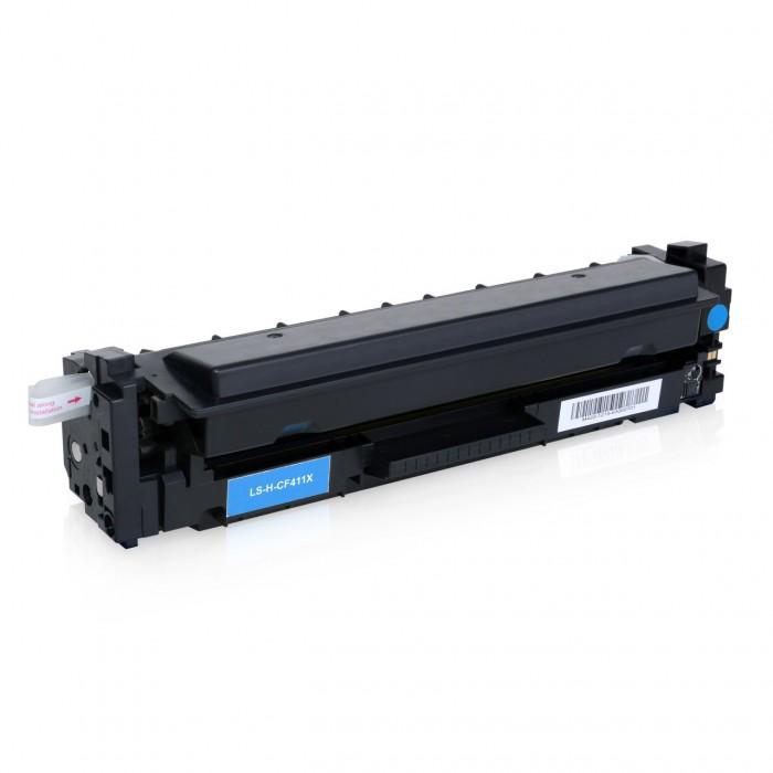 Συμβατό HP CF411X Cyan 5.000 Σελίδες Premium Quality