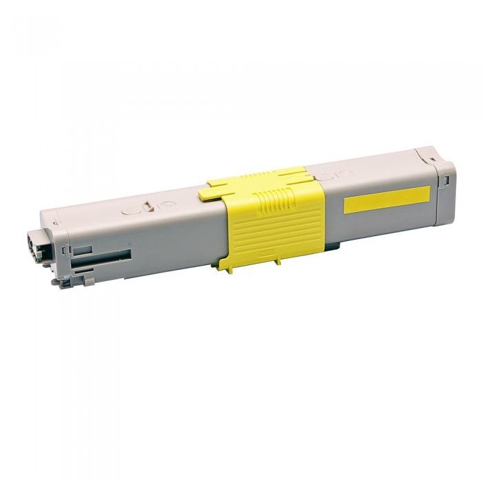 Συμβατό OKI C301/C321 44973533 Yellow 1.500 Σελίδες Premium Quality
