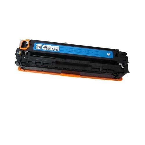 Συμβατό HP CB541/CE321/CF211 Cyan 1.400 Σελίδες Premium Quality