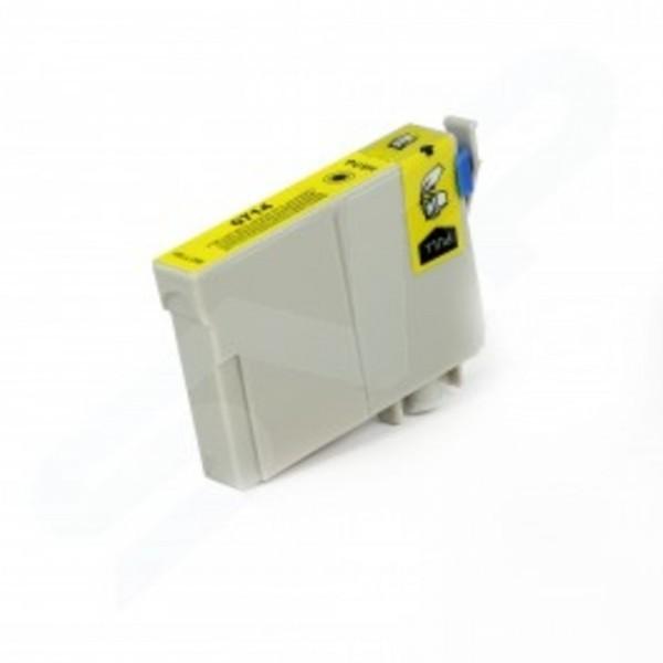 Συμβατό Epson T0714 Yellow C13T07144010