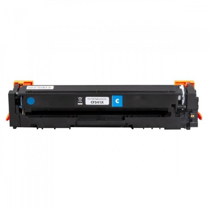 Συμβατό HP CF541X/203X Cyan 2.500 Σελίδες Premium Quality