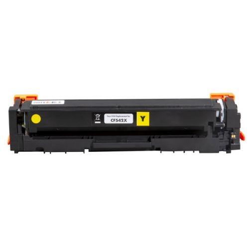 Συμβατό HP CF542X/203X Yellow 2.500 Σελίδες Premium Quality