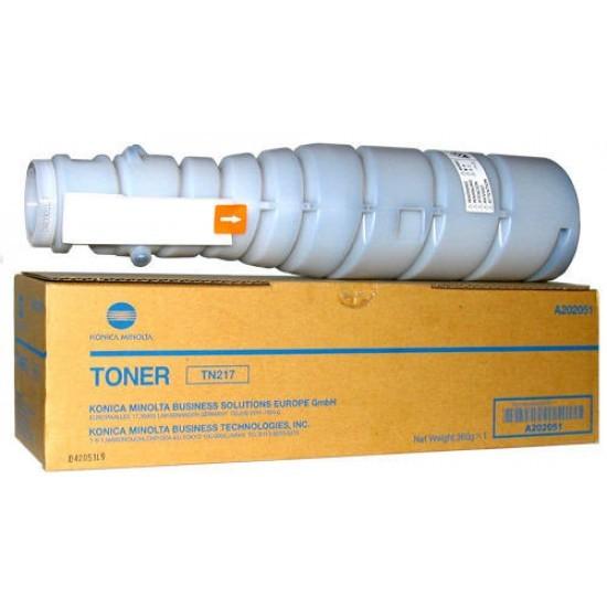Αυθεντικό Konica Minolta TN-217 A202051 17.500 Σελίδες
