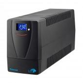 UPS Tescom LCD 650VA Line Interactive