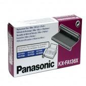 Αυθεντική Μελανοταινία Panasonic KX-FA136X (2 Τεμάχια)