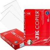 Φωτοαντιγραφικό Χαρτί JK Copier A4 80GR 500 Φύλλα (1 Δεσμίδα)