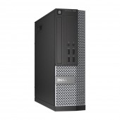 Refurbished DELL PC 7020 SFF, i5-4570, 4GB, 250GB HDD, DVD, Windows 10 Home