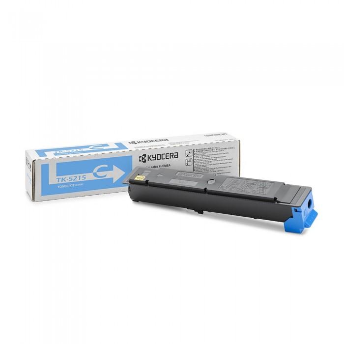 Αυθεντικό Kyocera TK-5215C 1T02R6CNL0 Cyan 15.000 Σελίδες