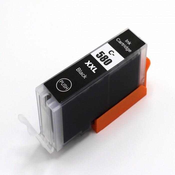 Συμβατό Canon PGI-580XXL Black 1970C001