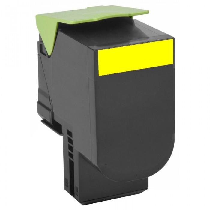 Συμβατό Lexmark CS310/CS410/CS510 70C2HY0 Yellow 3.000 Σελίδες