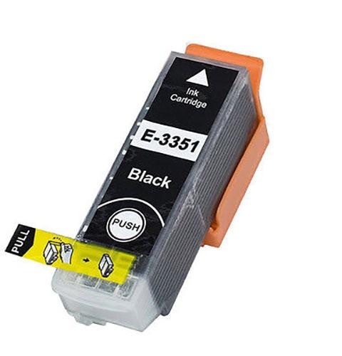 Συμβατό Epson T1301 Black C13T13014010