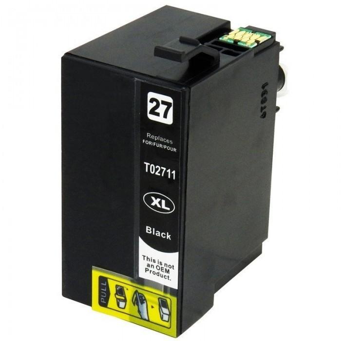 Συμβατό Epson T2711XL/27XL Black C13T271140
