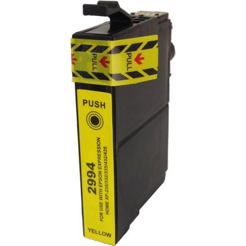 Συμβατό Epson Τ2994XL Yellow C13T29944010