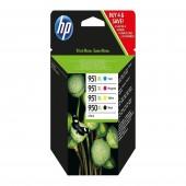 Αυθεντικά HP 950XL/951XL 4 pack combo Black/Cyan/Magenta/Yellow C2P43AE