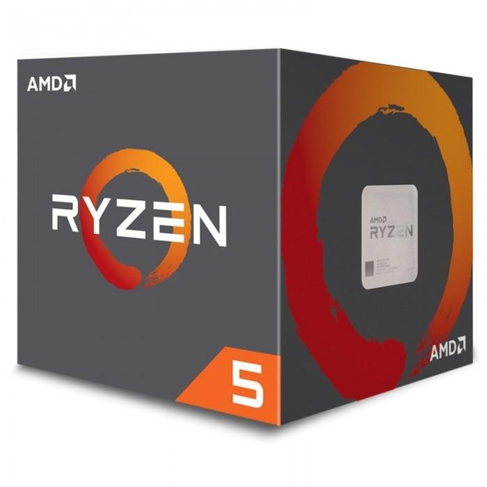 Επεξεργαστής AMD Ryzen 5 2600X 6 Core 3.60GHz YD260XBCAFBOX