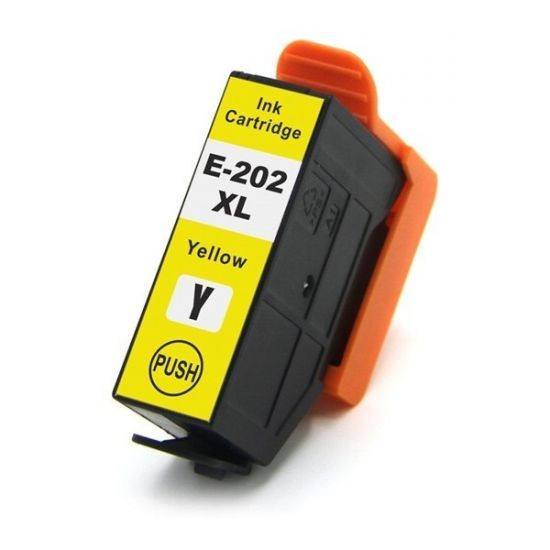 Συμβατό Epson 202XL Yellow C13T02H440