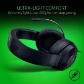 Razer KRAKEN X – 7.1 Analog PC/Console Gaming Headset Black RZ04-02890100-R3M1