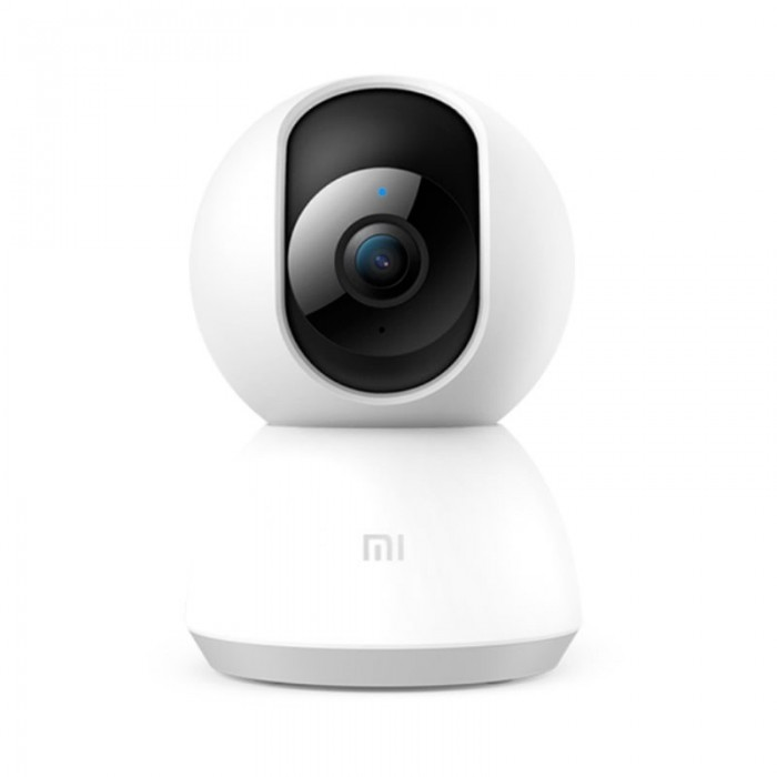Ασύρματη IP CAMERA Xiaomi Mi Home Security Camera 360° (1080p) White QDJ4041GL