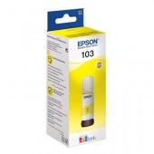 Αυθεντικό Epson 103 Yellow C13T00S44A