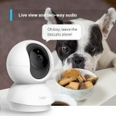Ασύρματη Pan/Tilt Home Security Wi-Fi Camera Tp-Link Tapo C200 Full HD 1080p