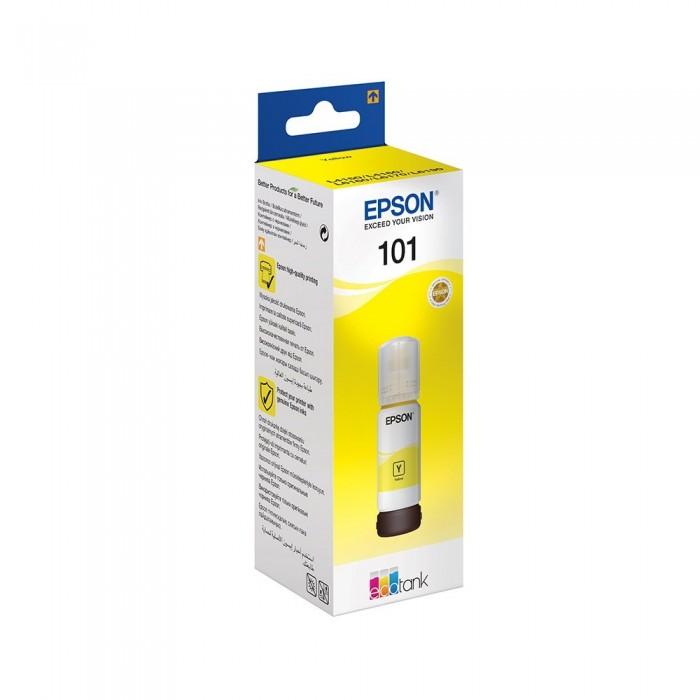 Αυθεντικό Epson 101 Yellow C13T03V44A