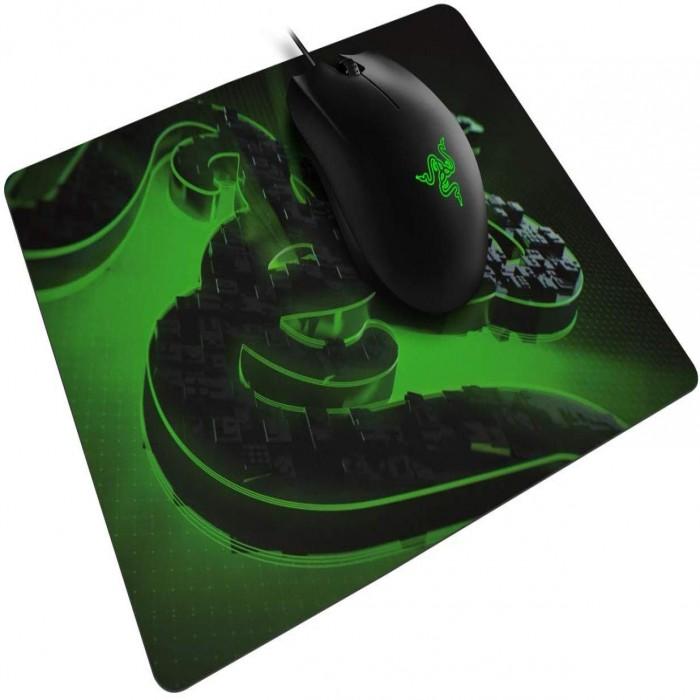 Razer Abyssus Lite Mouse & Goliathus Mobile Mousepad