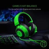 Razer Kraken 7.1 Tournament Edition - THX Audio Controller – Green RZ04-02051100-R3M1