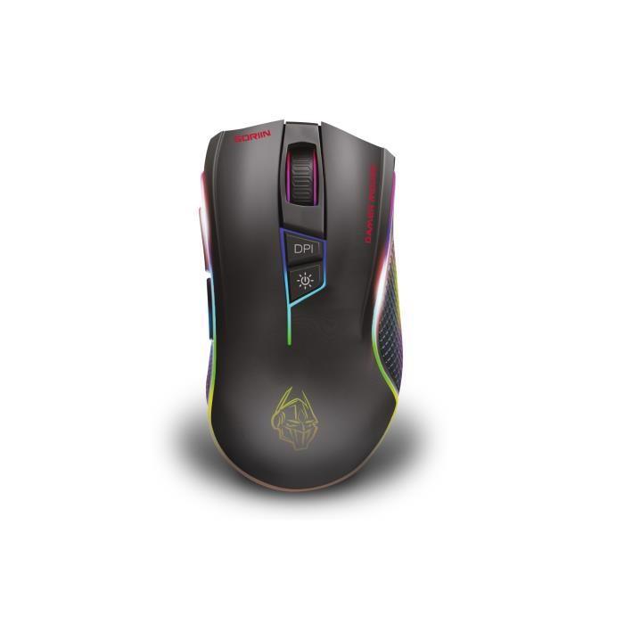 Ποντίκι ZeroGround MS-3000G SORIIN RGB