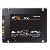 Σκληρός Δίσκος SSD SAMSUNG 870 EVO 250GB MZ-77E250B/EU