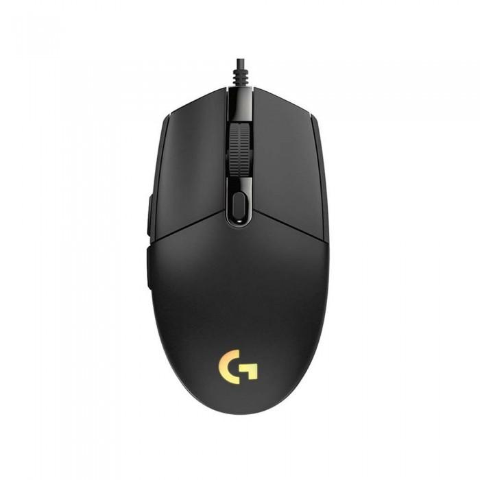 Ποντίκι LOGITECH G102 Lightsync Black 910-005823