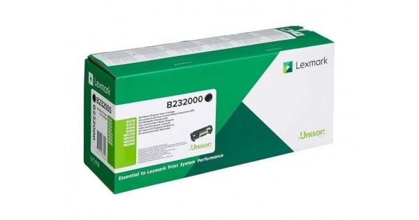 Αυθεντικό Lexmark MB/B2338/2442/2546/2650 B232000 3.000 Σελίδες