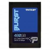 Σκληρός Δίσκος SSD Patriot Burst 480GB PBU480GS25SSDR