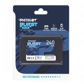 Σκληρός Δίσκος SSD Patriot Burst Elite 240GB PBE240GS25SSDR