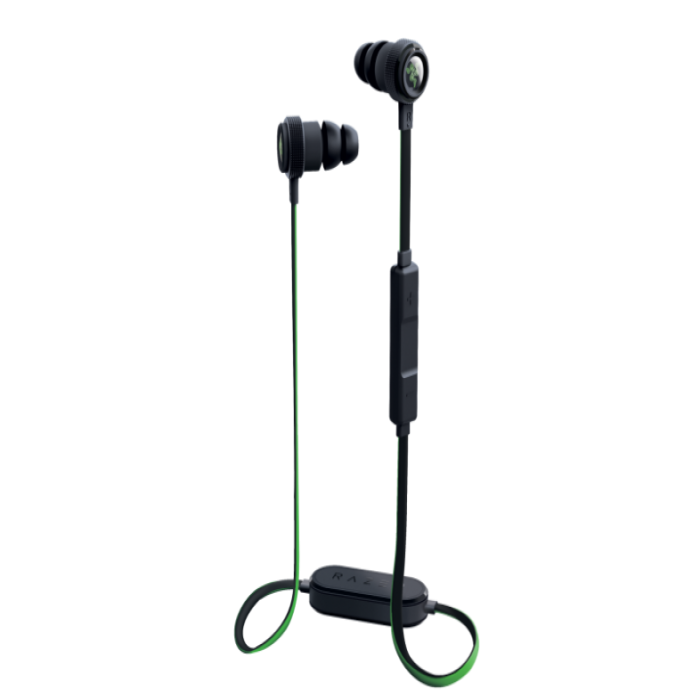 Razer Hammerhead BT In-ear Bluetooth Handsfree μαύρο RZ04-01930100-R3G1