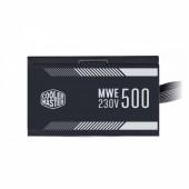 Τροφοδοτικό COOLERMASTER MWE WHITE V2 500W 80 PLUS STANDARD 230V MPE-5001-ACABW