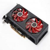 Κάρτα Γραφικών XFX Radeon RX 550 4GB DDR5 Double Dissipation RX-550P4PFG5