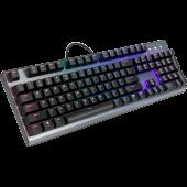 Πληκτρολόγιο Cooler Master CK350 RGB Mechanical Brown Keys US Layout