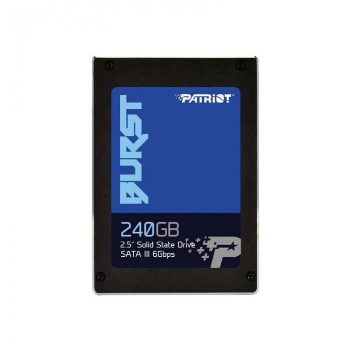 Σκληρός Δίσκος SSD Patriot Burst 240GB PBU240GS25SSDR
