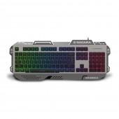 Πληκτρολόγιο ZeroGround KB-2300G Sagara