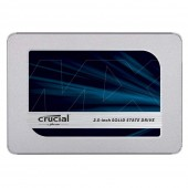 Σκληρός Δίσκος SSD Crucial 2.5'' MX500 1TB Sata III CT1000MX500SSD