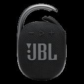 Αδιάβροχο Ηχείo Bluetooth JBL Clip 4 Μαύρο IP67 JBLCLIP4BLK