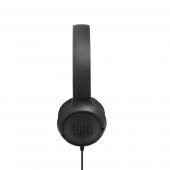 Headphones JBL Tune 500 Μαύρο JBLT500BLK