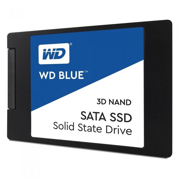 """Σκληρός Δίσκος SSD Western Digital Blue 3D 2.5"""" 500GB Sata III WDS500G2B0A"""
