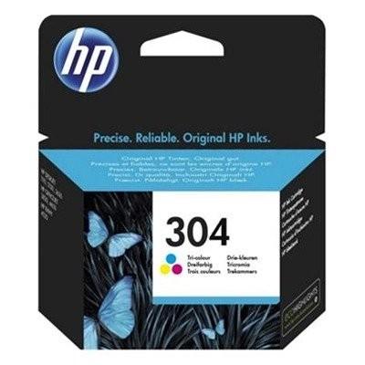 Αυθεντικό HP 304 Color N9K05AE